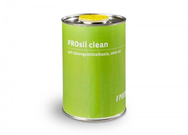 PROsil clean 1000ml auf Lösungsmittelbasis