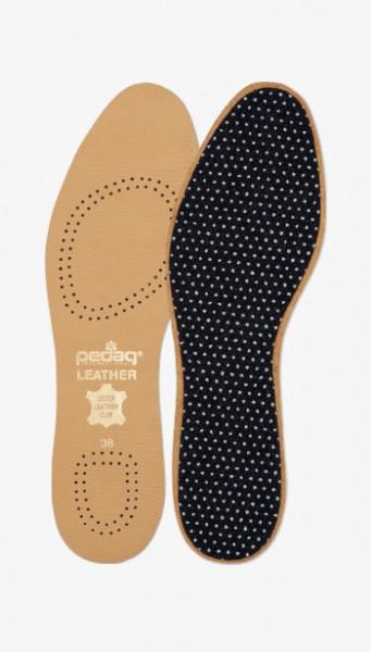 Pedag ES Leather Art.110 - Leder-Einlegesohle