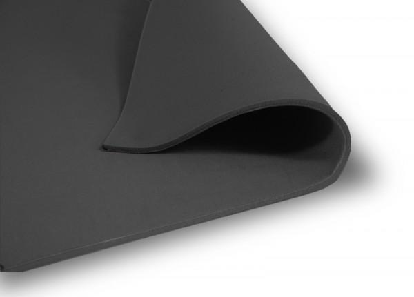 Neopren - schwarz / weiß (Bausatz)