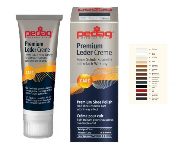 Pedag Premium Leder Creme Art.850