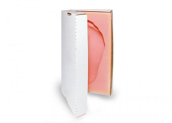 Trittschaum Slime Line rosa - flach