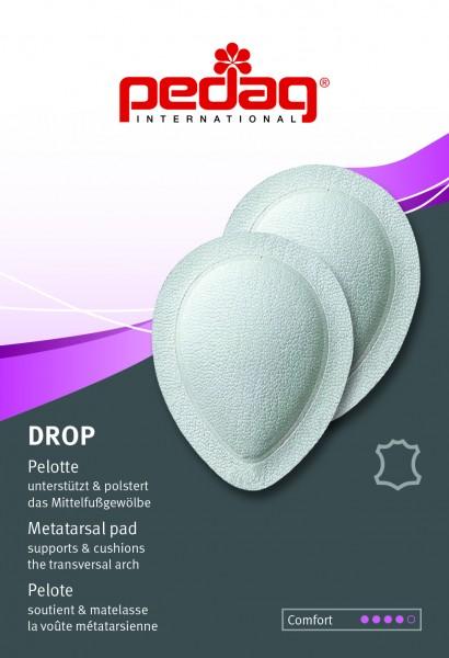 Pedag Pelotten Leder Drop Art.134 weiß